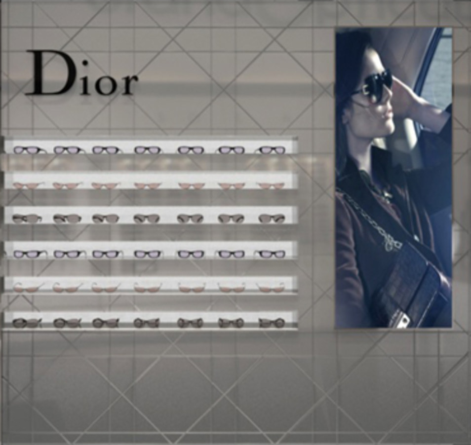 Dior Women's Glasses concept