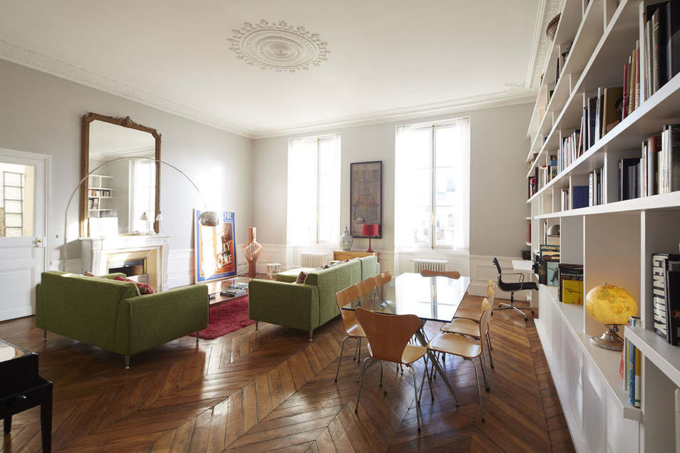 Apartment in a 19th Century Townhouse
